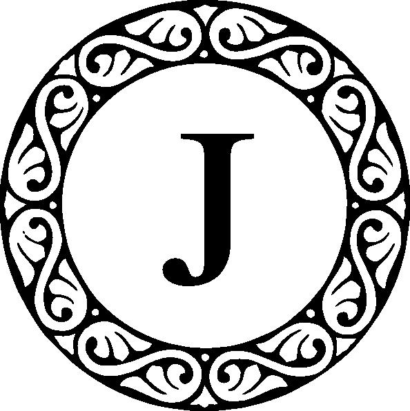 S Monogram Clipart.