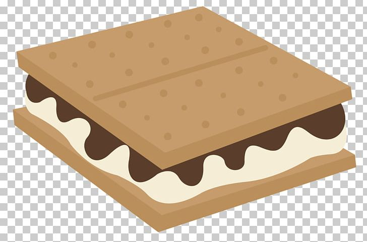 S\'more Campfire Marshmallow Graham Cracker PNG, Clipart.