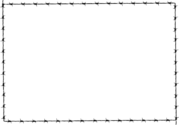 Barbed Wire Clip Art at Clker.com.