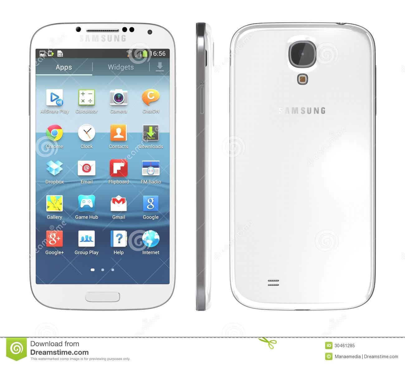 Samsung galaxy s7 clipart.