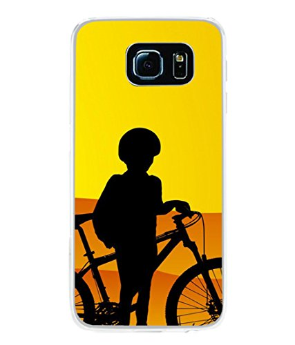 Fuson Designer Back Case Cover for Samsung Galaxy S6 Edge+.