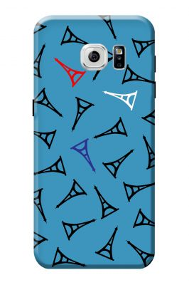 Buy Samsung Paris Clipart Mobile Back Cover For Galaxy S7 Online.