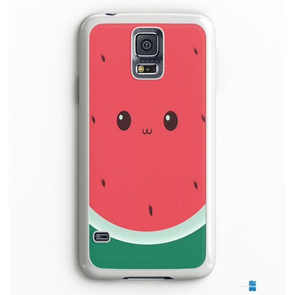 Cute Watermelon Clipart Samsung Galaxy S7 Edge Case Aneend.