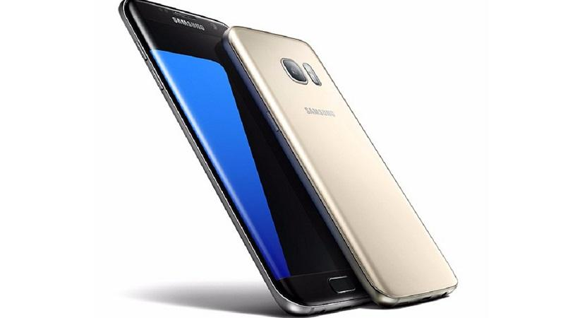 The difference between Samsung Galaxy S7 and Galaxy S7 Edge.