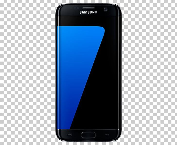 Samsung GALAXY S7 Edge Android Telephone Unlocked PNG.