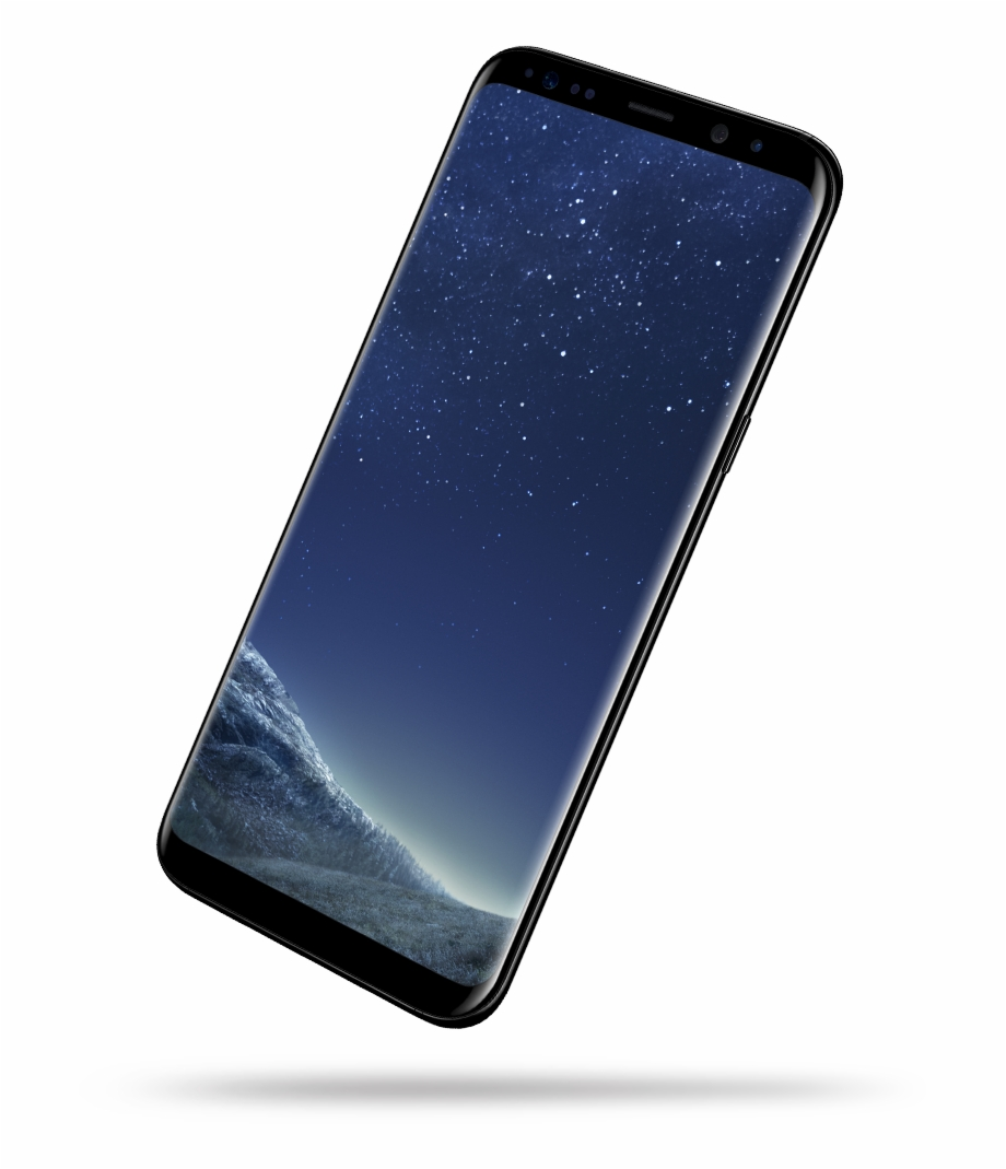 Samsung Galaxy S8 Png, Transparent Png Download For Free.