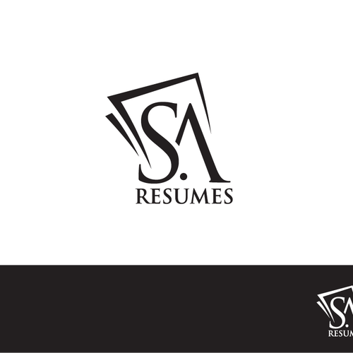 Create a winning logo design for S.A Resumes.