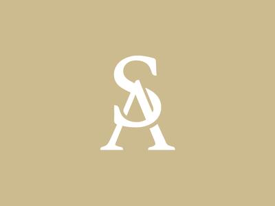 S.A. Monogram Concept.