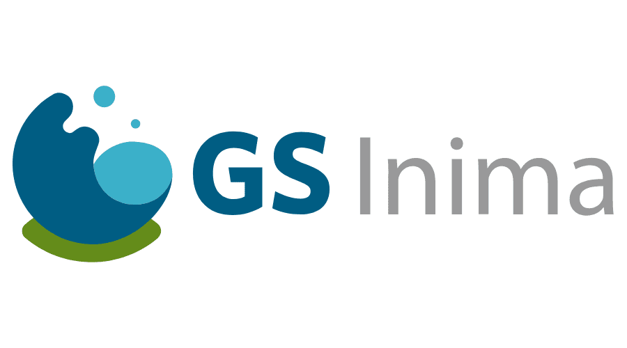 GS Inima Environment, S.A. Vector Logo.