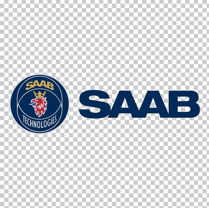 Saab Automobile Logo Aircraft Car Saab Group PNG, Clipart.