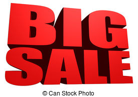 Big sale Illustrations and Clipart. 26,689 Big sale royalty free.