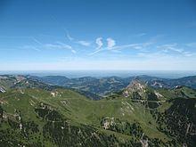 Saalfelder Höhenweg.