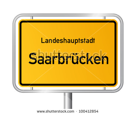 Saarbrucken Stock Photos, Royalty.