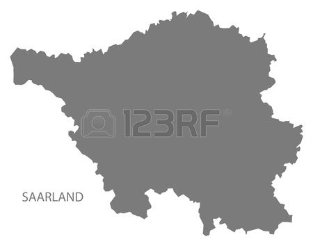 Saarland Border Stock Vector Illustration And Royalty Free.
