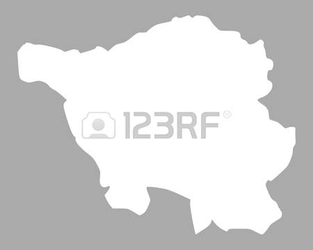 290 Saarland Map Stock Vector Illustration And Royalty Free.