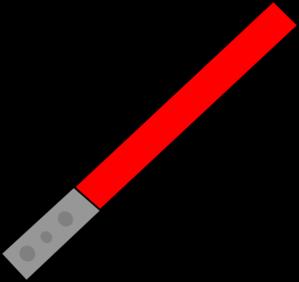 Red Saber Clip Art at Clker.com.