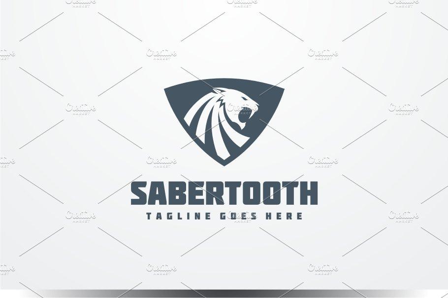 Sabertooth Logo.