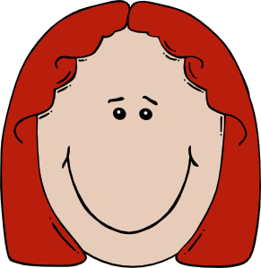 Clipart Of Children Faces By Sabine.