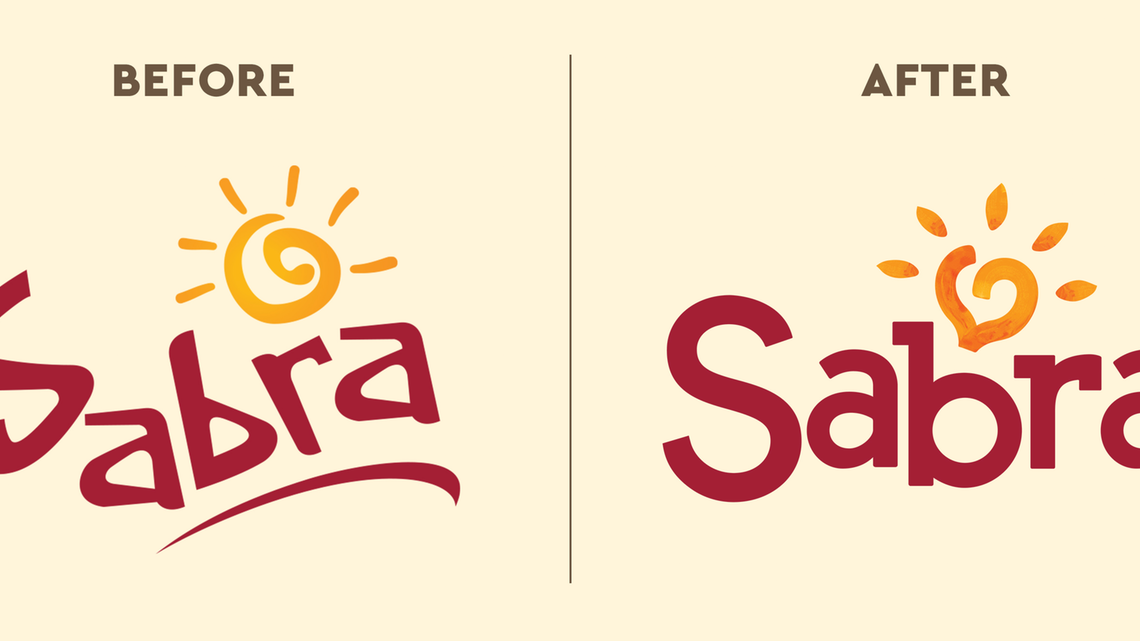 Sabra brings a fresh look to the table.