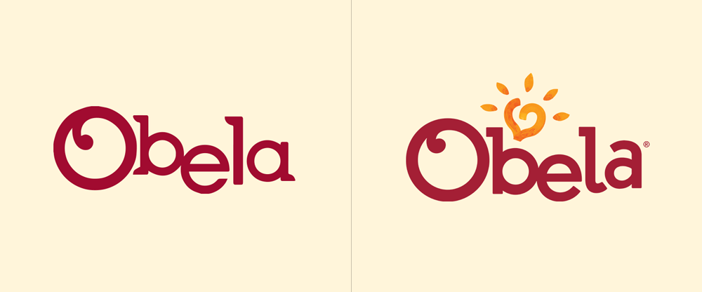 New Logo and Packaging for Sabra and Obela by Beardwood&Co.