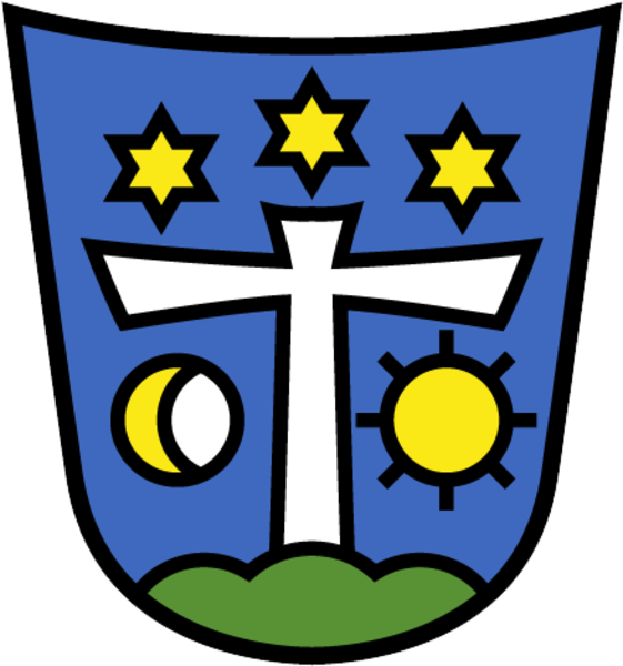 Emblem of the Congregation.