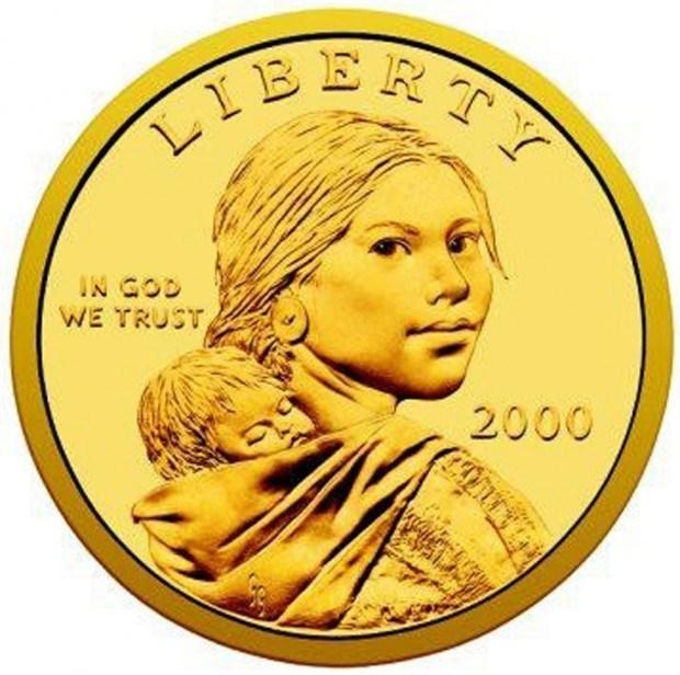 Sacagawea clipart 2 » Clipart Portal.