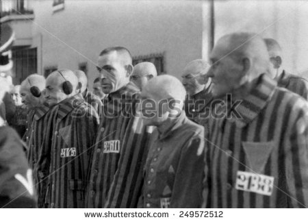 Concentration Camp Stock Images, Royalty.