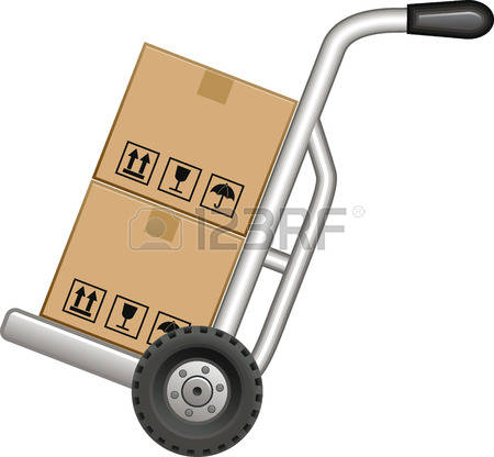 110 Sack Truck Stock Vector Illustration And Royalty Free Sack.