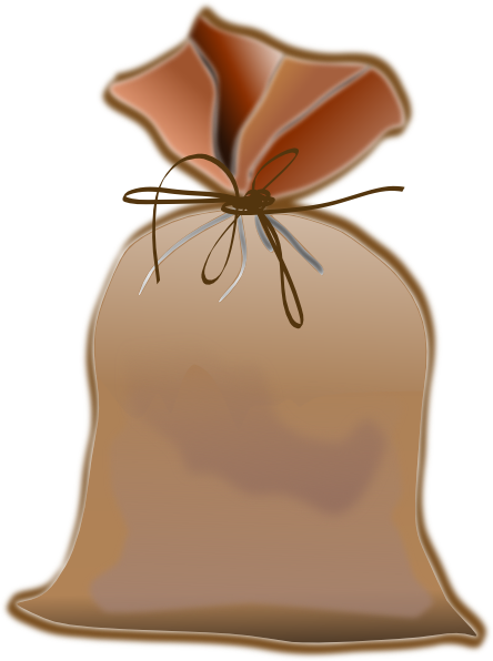 Sack Clipart.