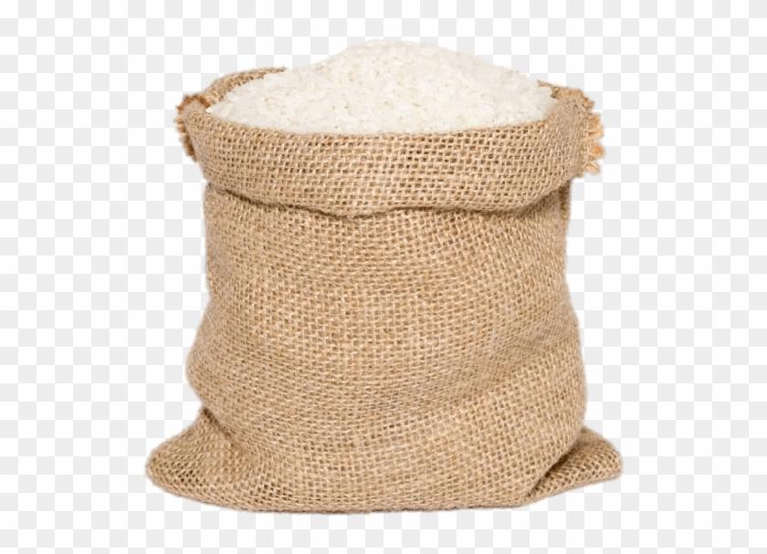 Bag Of White Rice.
