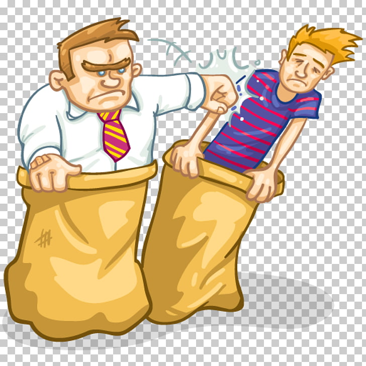 Sack race Racing Sports day , sack PNG clipart.