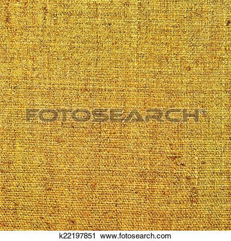 Stock Photography of Natural textured grunge burlap sackcloth.