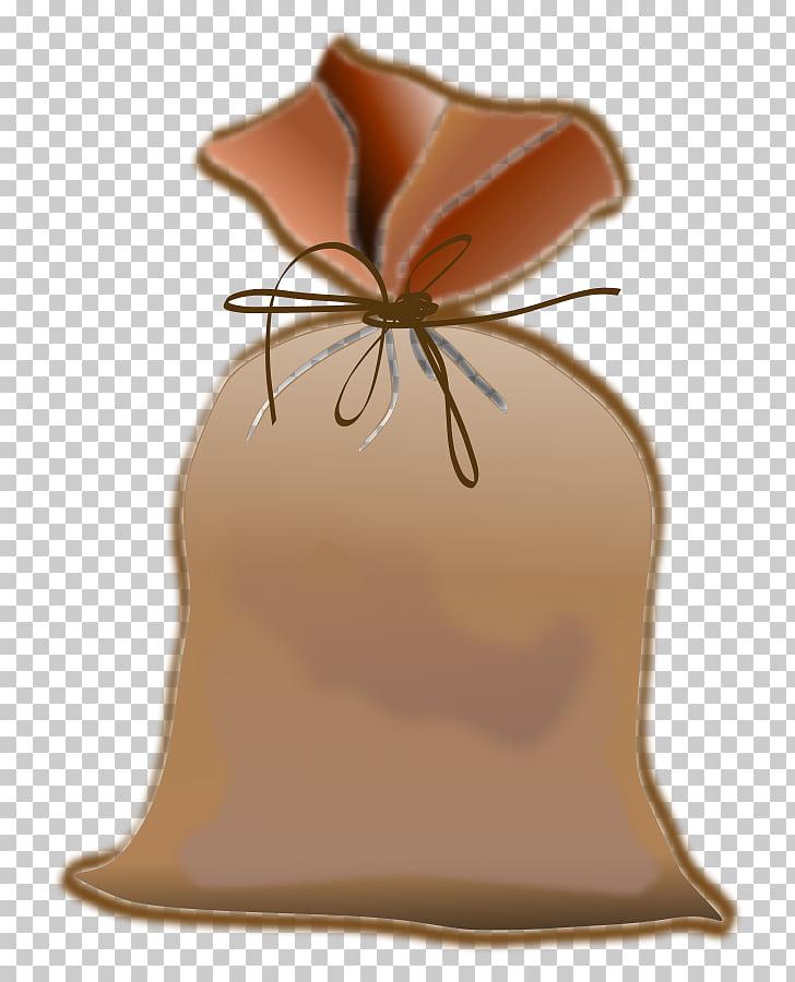 Bolsa de harina saco de yute saco, bolsa PNG Clipart.