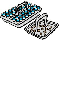 Lds Sacrament Trays Clipart.