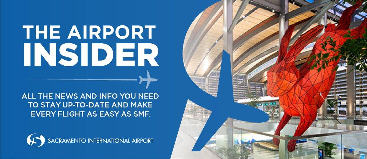 Sacramento Airport (@SacIntlAirport).