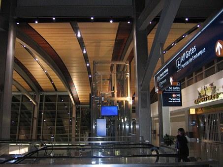 Airport, Architecture, Buildings.
