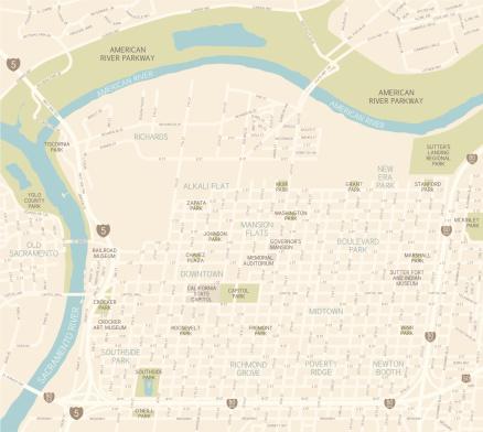 Sacramento River Clip Art, Vector Images & Illustrations.
