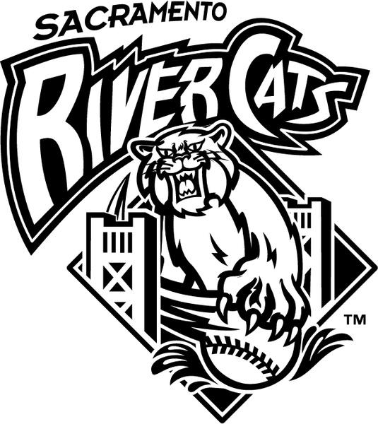 Sacramento river cats 1 Free vector in Encapsulated PostScript eps.