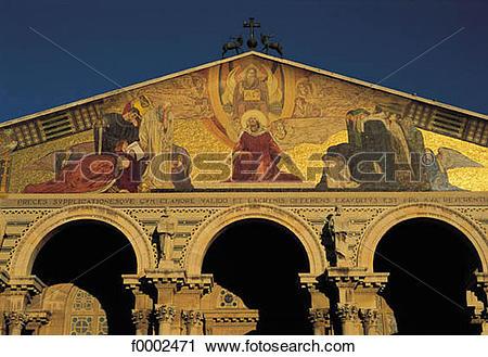 Stock Photography of Sacred art, christianity, christianism.
