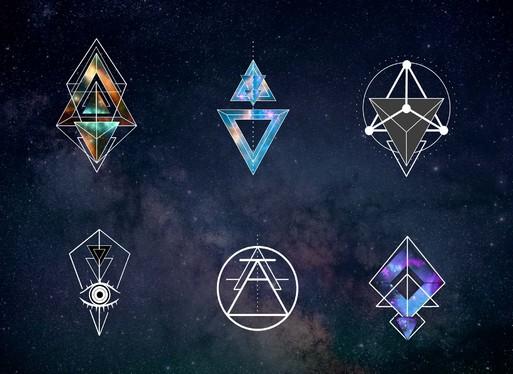 Create sacred geometry logo design for £20 : BornSaint.
