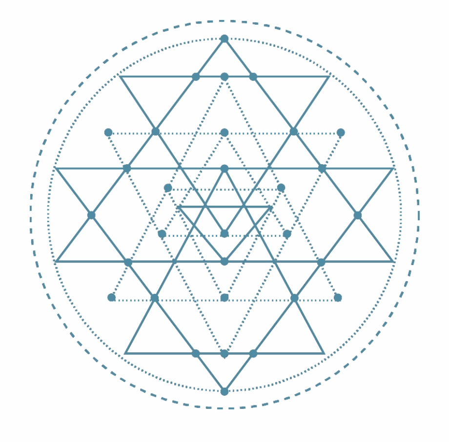 Sacred Geometry Vector Illustrations Vol.