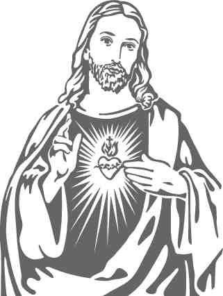 Free Jesus Heart Cliparts, Download Free Clip Art, Free Clip.