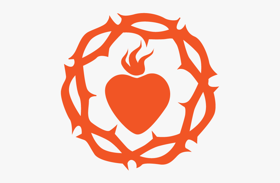 Sacred Heart Of Jesus Png , Free Transparent Clipart.
