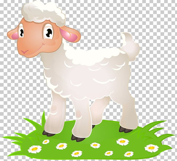 Sheep Lamb And Mutton PNG, Clipart, Blue, Cartoon, Cattle.