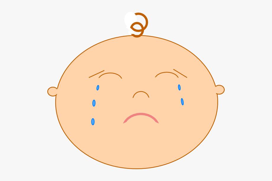 Sad Baby Svg Clip Arts 600 X 531 Px.