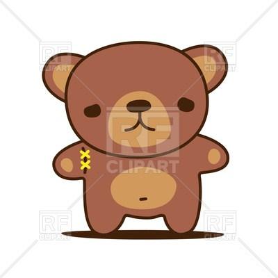 Sad bear clipart 2 » Clipart Portal.