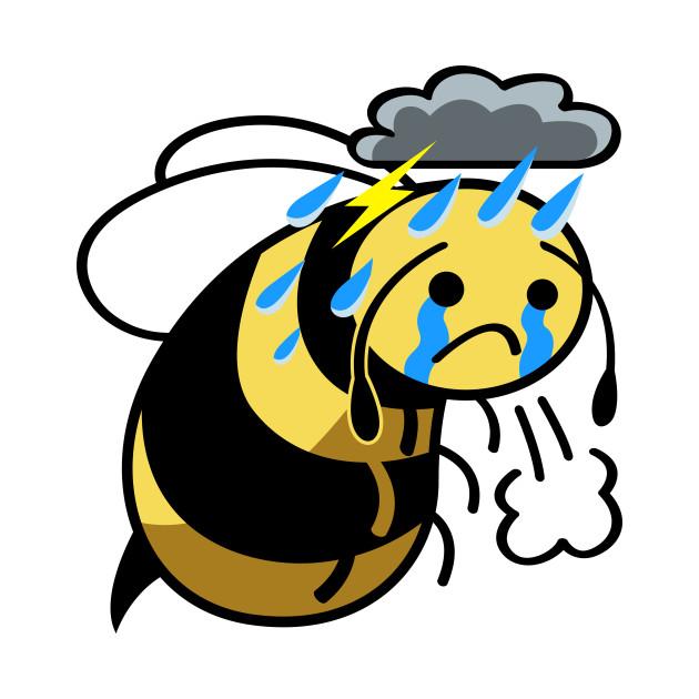 Sad Bee.