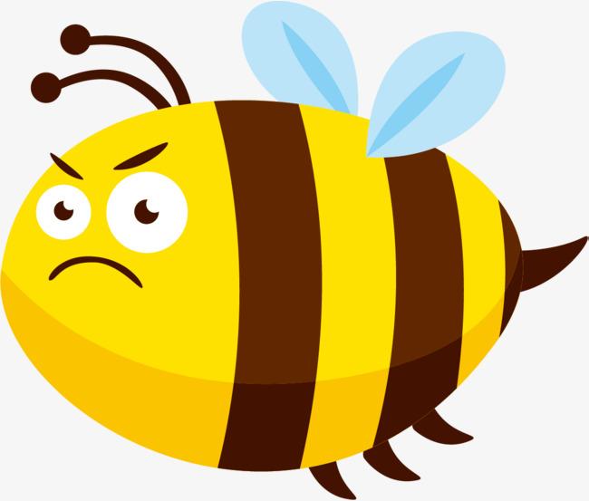 Sad Bee Png & Free Sad Bee.png Transparent Images #5338.