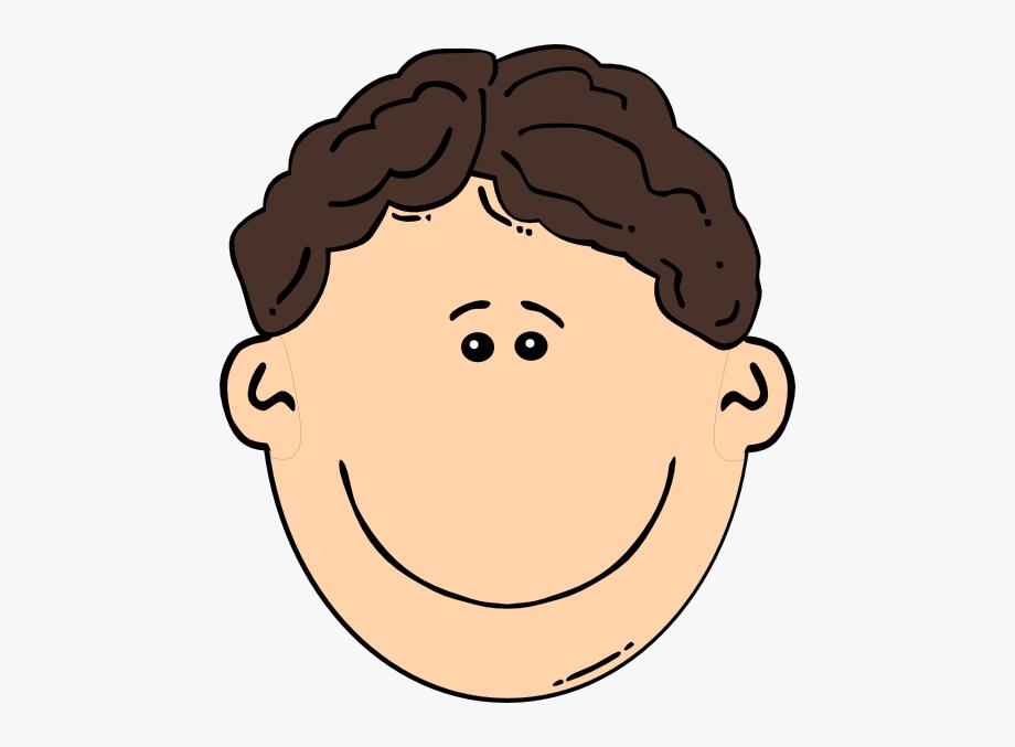 Sad Boy Face Clipart #99893.