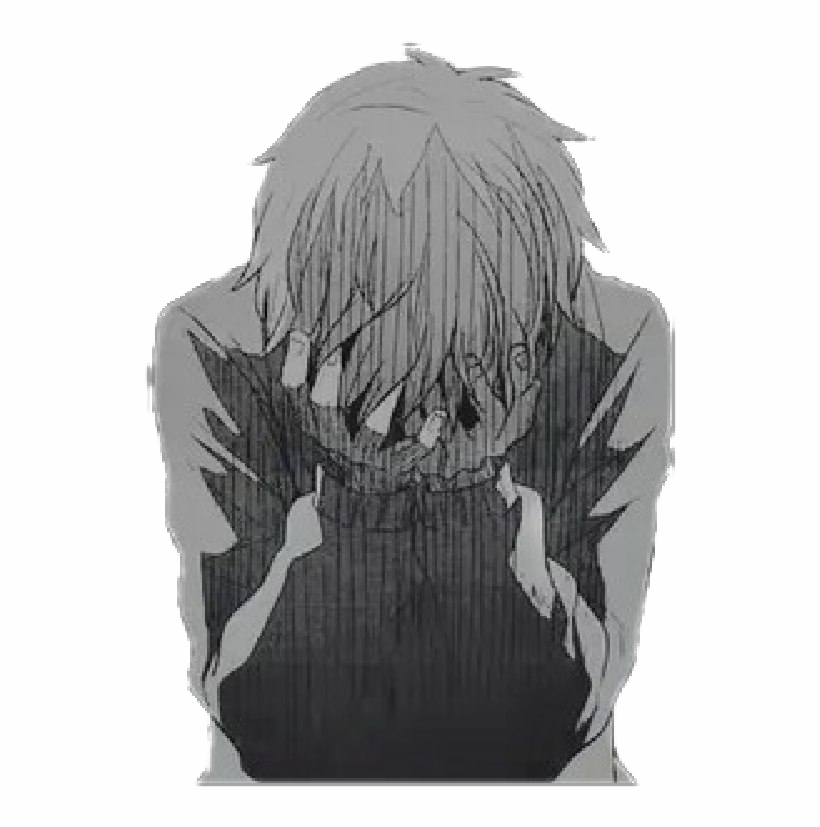 Sad Boy PNG Transparent Images.
